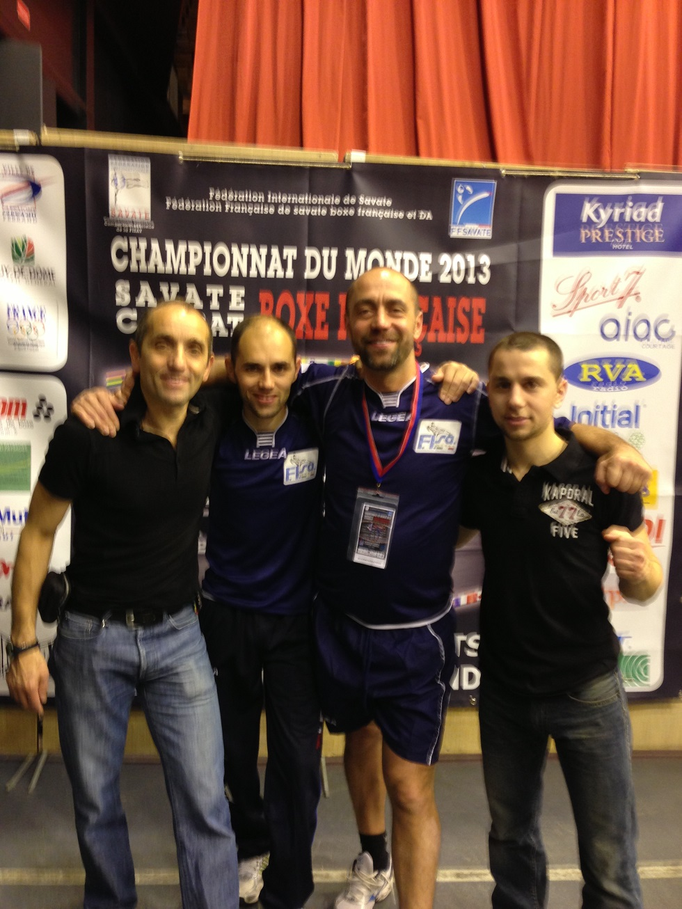 donato richard romain marco clermont juin 2013
